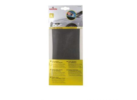 Nigrin Schleifpapier für den Nass-Schliff bei handwerker-versand.de günstig kaufen