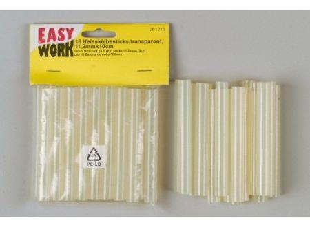 Easy Work Heissklebesticks 18 Stück für Schmelzklebepistole bei handwerker-versand.de günstig kaufen