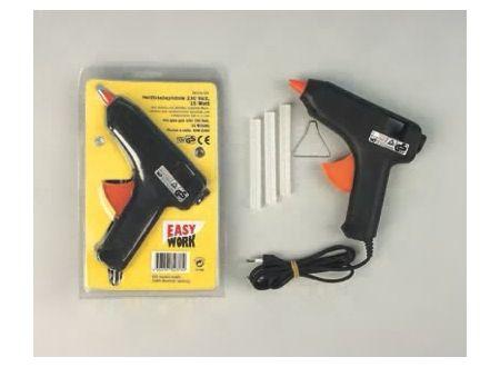 Easy Work Heißklebepistole 230 V, zum Kleben und Dichten bei handwerker-versand.de günstig kaufen