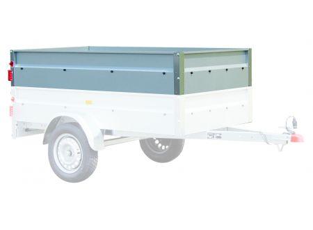 Stema Bordwandaufsatz für PKW Anhänger BASIC 550