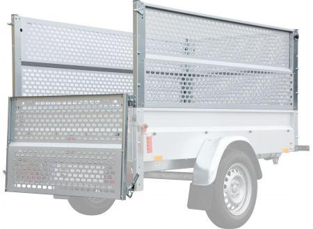 Stema Gitteraufsatz für PKW Anhänger BASIC 550