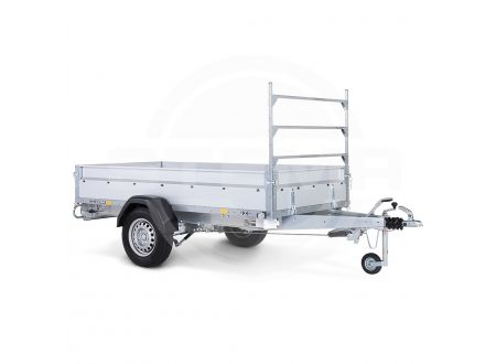 Leitergestell für PKW Anhänger BASIC 550 / BASIC 750 / BASIC 850 bei handwerker-versand.de günstig kaufen