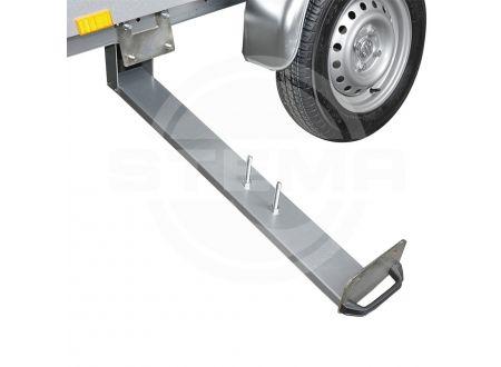 Stema Ersatzradhalter für BASIC 750 / 850 / AN 750