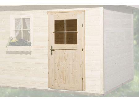 Weka Zusatztür für Gartenhaus 45 mm