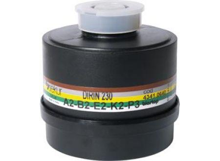 EDE Kombi-Schraubfilter Dirin230, ABE2, K2-P3 bei handwerker-versand.de günstig kaufen