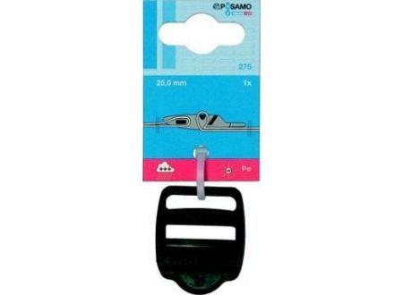 EDE Spannschnalle Kunststoff 25mm schwarz bei handwerker-versand.de günstig kaufen