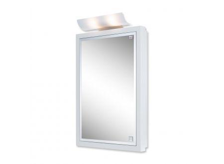 Sieper Spiegelschrank CARLO weiss bei handwerker-versand.de günstig kaufen