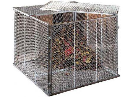 Brinkmann Deckel / Boden 100x100 verzinkt zu Komposter 219711 bei handwerker-versand.de günstig kaufen
