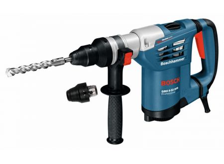 Bosch Bohrhammer GBH 4-32 DFR + Schnellspannbohrfutter