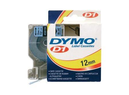 Dymo 45016 Schriftbänder schwarz/blau 12mmx7m 1 Stück bei handwerker-versand.de günstig kaufen