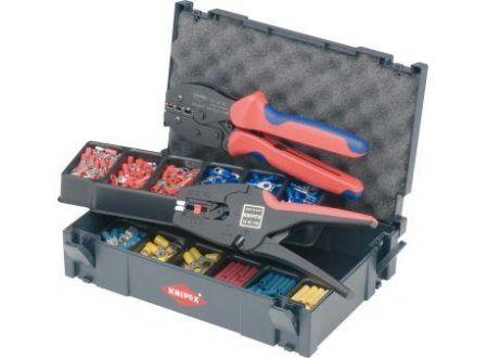 Knipex Kabelschuhsortiment 97 90 21 1 Stück bei handwerker-versand.de günstig kaufen