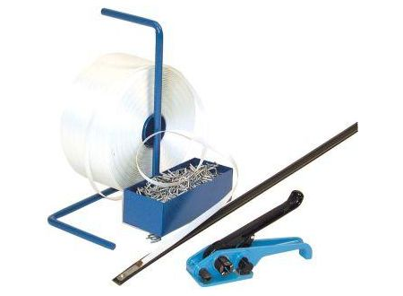 EDE Umreifungskomplettsystem Polyesterband 25mm 1 Stück bei handwerker-versand.de günstig kaufen