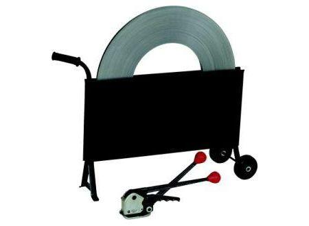 Stahlbandumreifungsset 13-19 mm hülsenlos 1 Stück