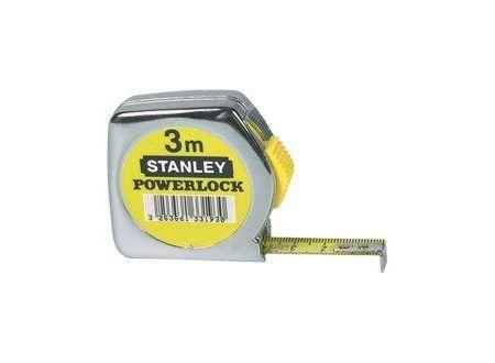 3M Taschenbandmass Metall 3m Powerlock Stanley 1 Stück bei handwerker-versand.de günstig kaufen