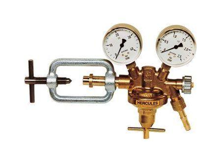 Guillemot Flaschendruckminderer Argon 0-28L/min 1 Stück