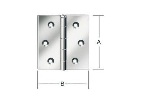 EDE Scharniere käntig 100x10 0mm Nr. 503100Z bei handwerker-versand.de günstig kaufen