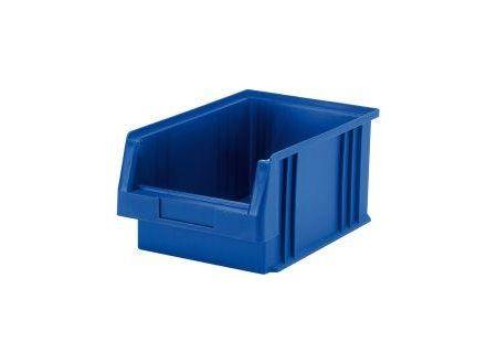 EDE Sichtlagerkasten PLK 2 grau 1 Stück bei handwerker-versand.de günstig kaufen