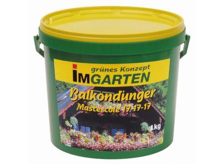 Beckmann + Brehm Blumendünger Mastercote, 1 kg bei handwerker-versand.de günstig kaufen