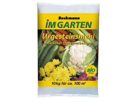 Beckmann + Brehm Urgesteinsmehl Bodenhilfsstoff Basalt Beckmann & Brehm 10kg bei handwerker-versand.de günstig kaufen