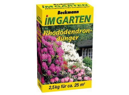 Beckmann + Brehm Rhododendrondünger, 2,5 kg bei handwerker-versand.de günstig kaufen