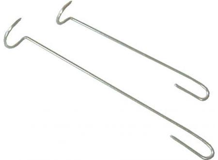 SD Räucherhaken Standard 15cm Edelstahl bei handwerker-versand.de günstig kaufen