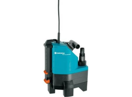 Gardena 8500 Comfort Schmutzwasserpumpe mit Aquasensor bei handwerker-versand.de günstig kaufen