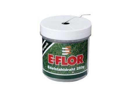 E-FLOR Edelstahldraht in Dose a 250 g 0,7 mm ca. 80 m bei handwerker-versand.de günstig kaufen