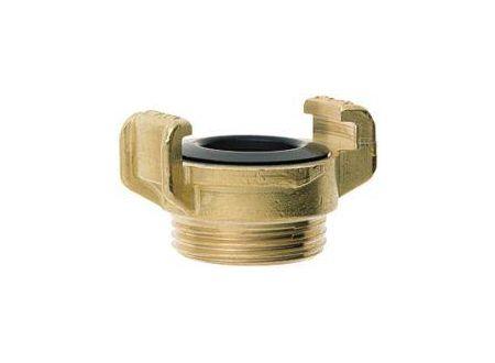 Geka Plus Gewindestück mit 25,4mm (1) Außengewinde MS bei handwerker-versand.de günstig kaufen