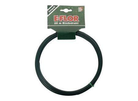 E-FLOR Bindedraht grün 1,4 x 25 m bei handwerker-versand.de günstig kaufen