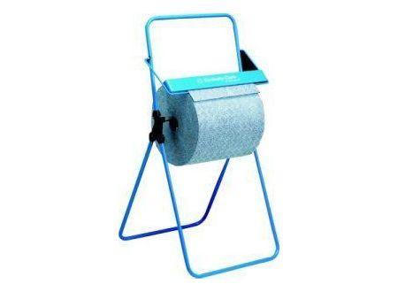 EDE Bodenständer für Großrollen, Metall, blau 1 Stück bei handwerker-versand.de günstig kaufen
