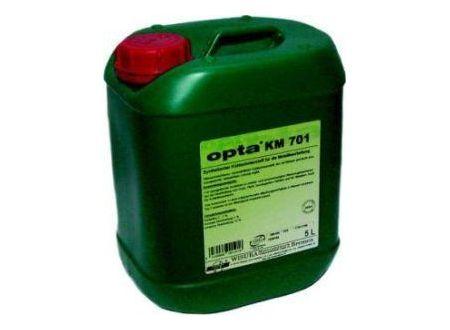 Synthetischer Kühlschmierstoff 5L opta KM 701