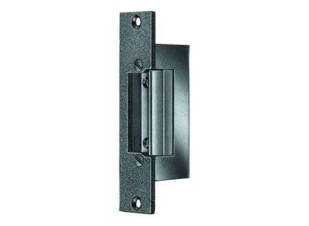 EDE Elektro-Türöffner 6-12 Volt mit Schließblech mit mechanischer En