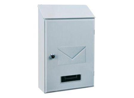 Rottner Security Briefkasten Pisa weiß bei handwerker-versand.de günstig kaufen