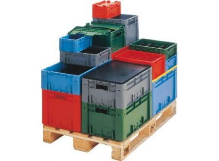 La-Ka-Pe Transportkasten VTK 600/320-0 rot bei handwerker-versand.de günstig kaufen