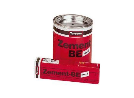 Zement BE weiß N 650g Lieferumfang: 12 Stück