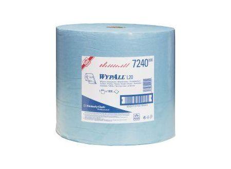 Wypall L20 Wischtücher 23,5x38cm blau 1000 Blatt bei handwerker-versand.de günstig kaufen