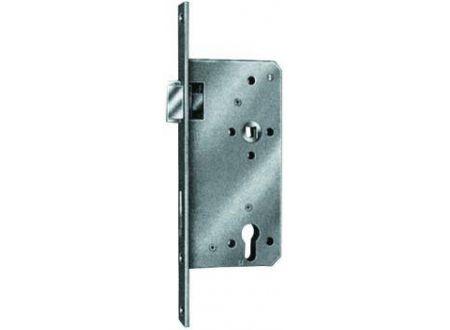 EDE Einsteckschloss Haustüren 65/92PZW20 rund silber Rechts bei handwerker-versand.de günstig kaufen