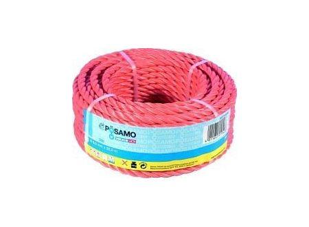 Seil gedreht PPD 10mm a 25m orange