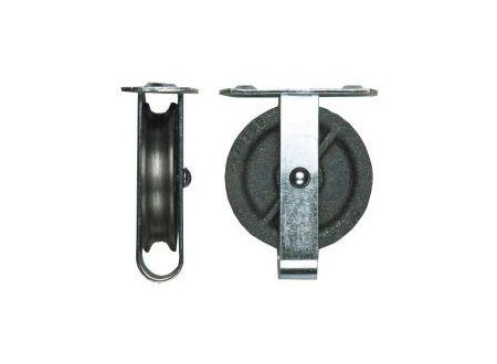 HBS Stehrolle Nr. 496 60mm mit Gussrolle bei handwerker-versand.de günstig kaufen