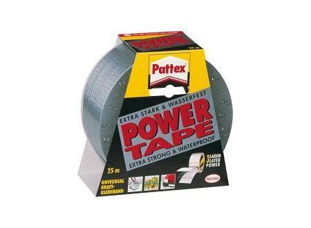 Henkel Pattex Power Tape 25mx50mm silber bei handwerker-versand.de günstig kaufen