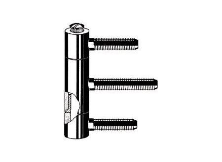 Simonswerk Baka Bänder C1-20 WF topzink Lieferumfang: 10 Stück