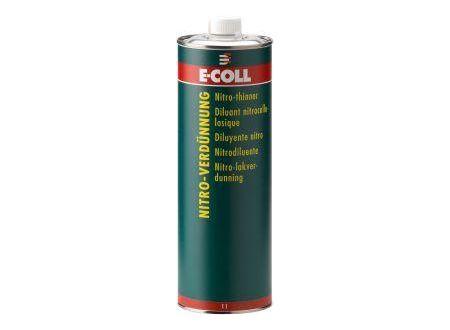 EU Nitro-Verdünnung 1L E-COLL Lieferumfang: 12 Flaschen