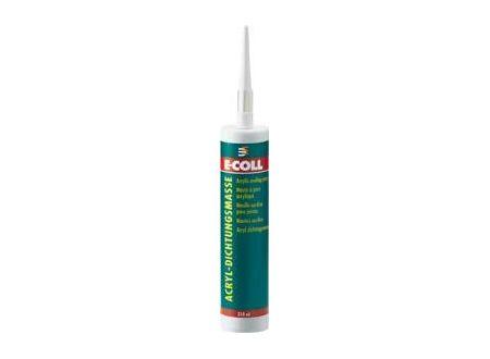 E-COLL EU Acryl 310ml weiß (F) bei handwerker-versand.de günstig kaufen