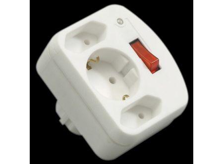 Baseguard Adapter mit Überspannschutz