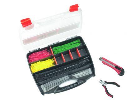 MK Handel GmbH Kabelbinder-Set 525-tlg. im Kunststoffkoffer bei handwerker-versand.de günstig kaufen