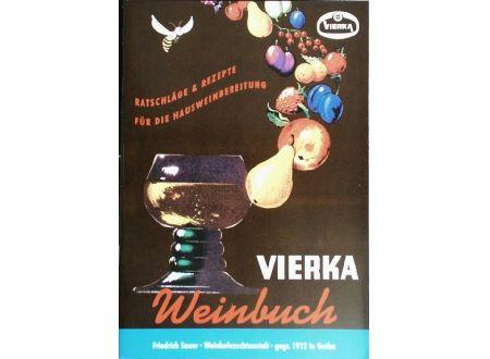 Vierka -Weinbuch bei handwerker-versand.de günstig kaufen