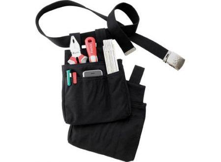 E/D/E Logistik-Center Hängetasche PES schwarz bei handwerker-versand.de günstig kaufen