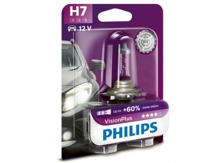 PHILIPS H7 Vision Plus bei handwerker-versand.de günstig kaufen