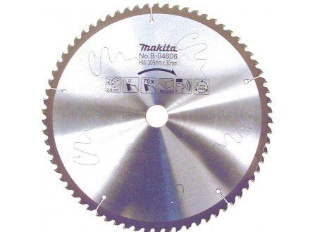 Makita HM-Sägeblatt 255mm 80Z