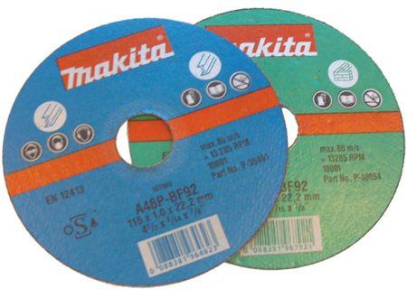 Makita Trennscheibe 115x1,0mm Inox bei handwerker-versand.de günstig kaufen
